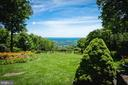 View from the back porch in summer. - 18490 BLUERIDGE MOUNTAIN RD, BLUEMONT