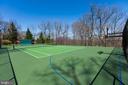 Baseketball court - 18490 BLUERIDGE MOUNTAIN RD, BLUEMONT
