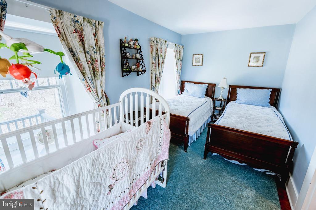Bedroom number 3. - 18490 BLUERIDGE MOUNTAIN RD, BLUEMONT