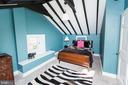 4th Bedroom on the 3rd floor. - 18490 BLUERIDGE MOUNTAIN RD, BLUEMONT