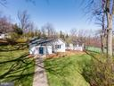 Larger of the two guest homes. - 18490 BLUERIDGE MOUNTAIN RD, BLUEMONT