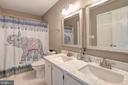 Bathroom - 13615 YELLOW POPLAR DR, CENTREVILLE