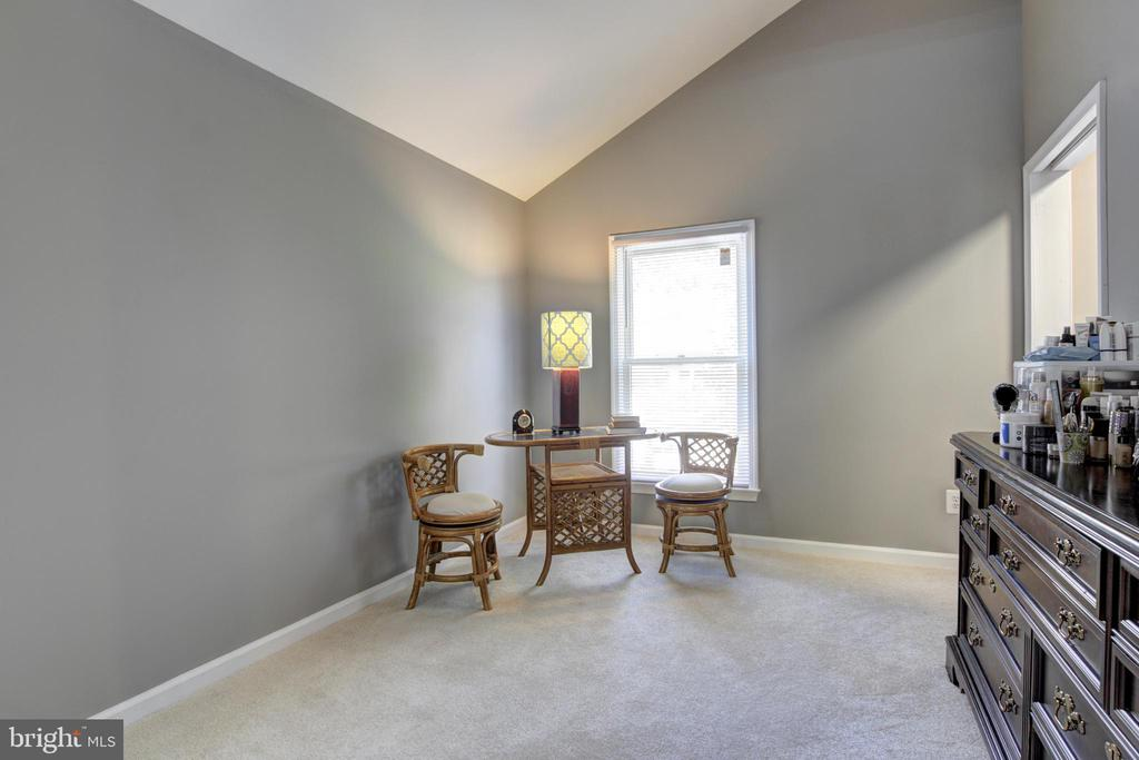 Master Sitting Room - 13615 YELLOW POPLAR DR, CENTREVILLE