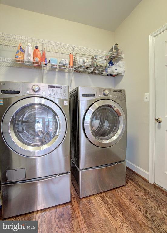Laundry - 13615 YELLOW POPLAR DR, CENTREVILLE