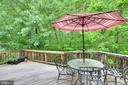 Deck - 13615 YELLOW POPLAR DR, CENTREVILLE