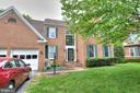 Exterior Front - 13615 YELLOW POPLAR DR, CENTREVILLE