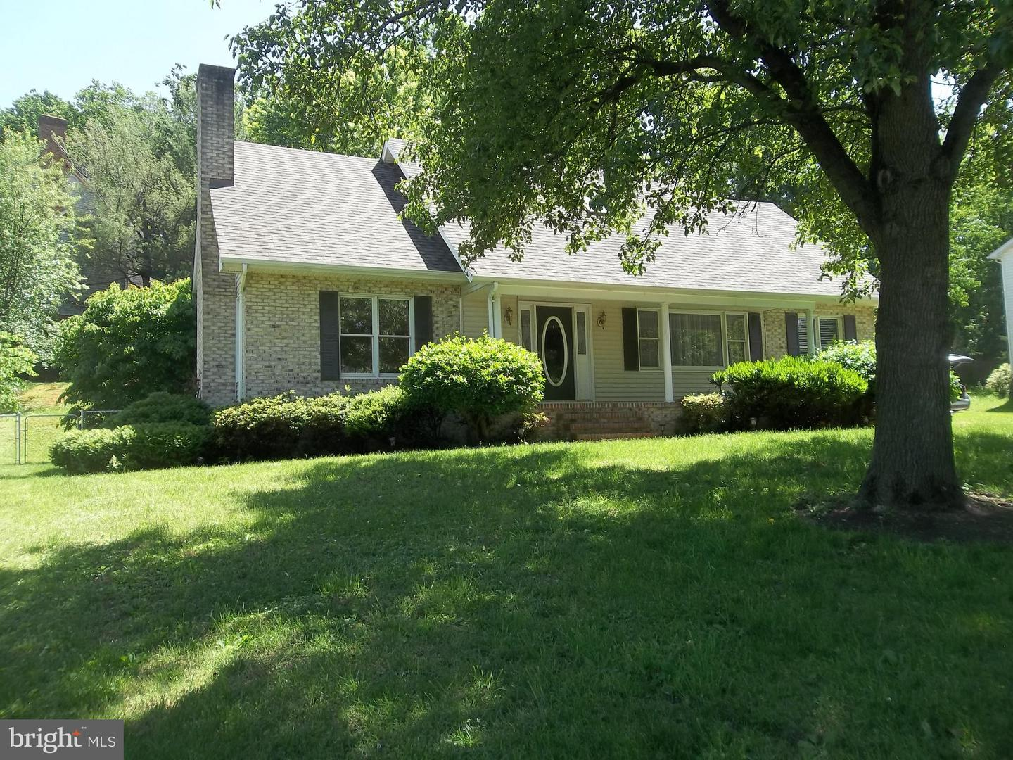 Single Family for Sale at 208 Henrico Rd Front Royal, Virginia 22630 United States