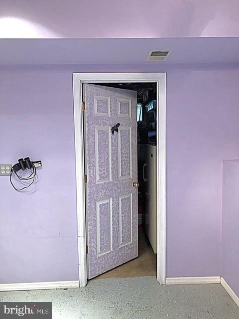 lower level room - 5508 ELDER ST, FREDERICKSBURG