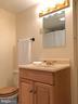 lower level bath - 5508 ELDER ST, FREDERICKSBURG
