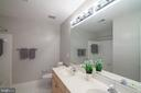 Upper Hall Bath - 6170 TOLEDO PL, HAYMARKET