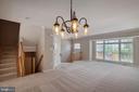 Living Area - 6170 TOLEDO PL, HAYMARKET