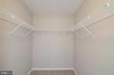 Master Closet - 6170 TOLEDO PL, HAYMARKET