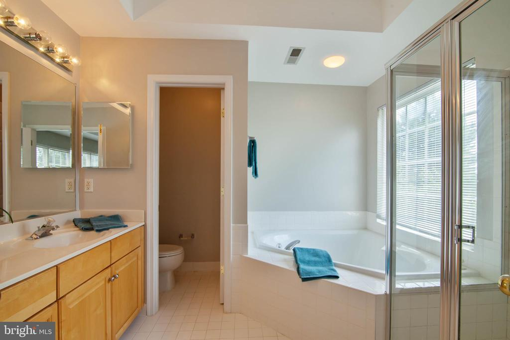 Master Bathroom - 6170 TOLEDO PL, HAYMARKET
