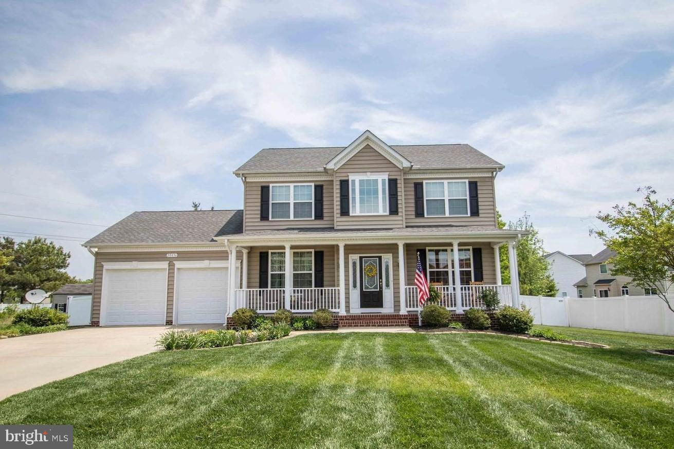 Single Family for Sale at 20836 Concord Ct Lexington Park, Maryland 20653 United States