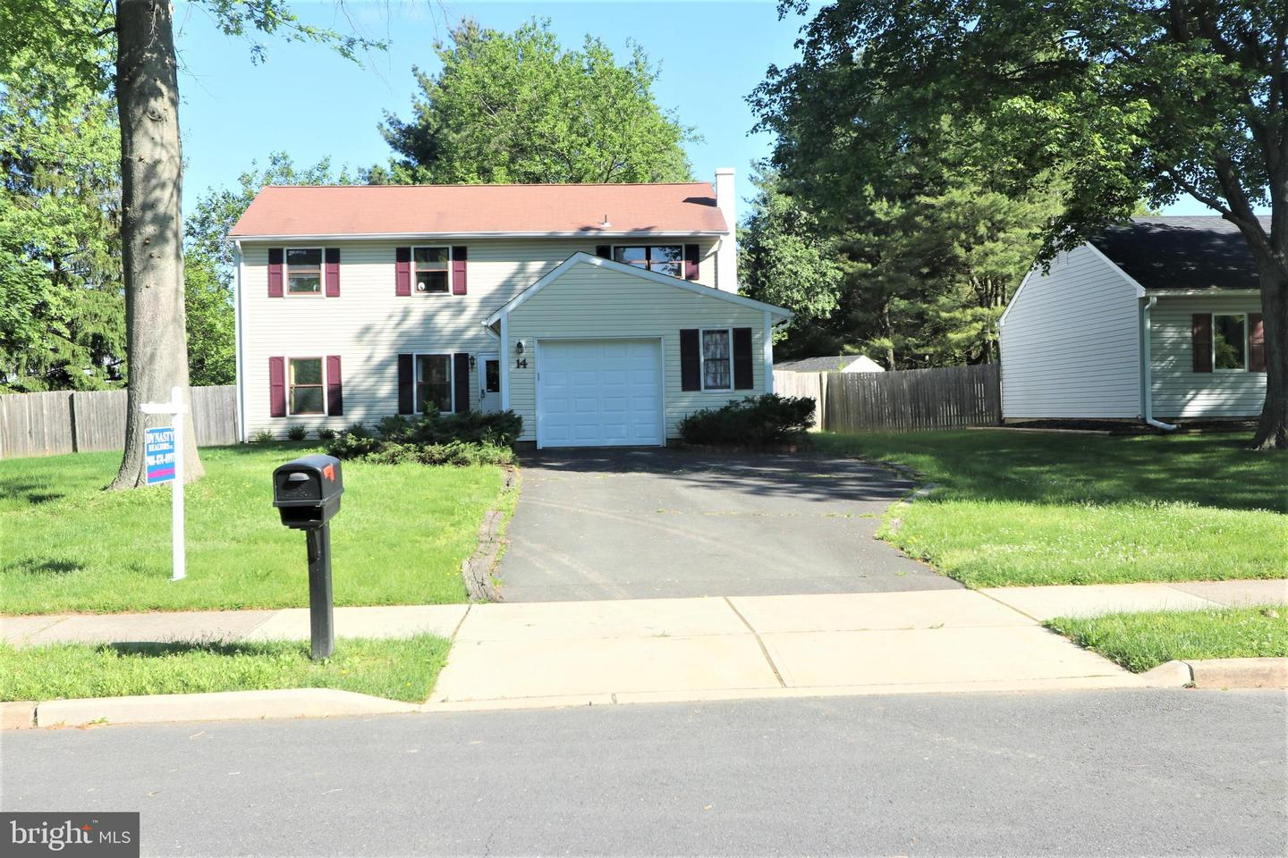 single family homes for Sale at Plainsboro, New Jersey 08536 United States