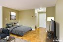 Enough space for a quenn-size bed - 3900 TUNLAW RD NW #317, WASHINGTON