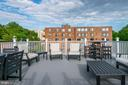 Community Roof Deck--reserve your next party! - 3900 TUNLAW RD NW #317, WASHINGTON