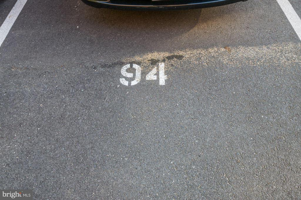 Parking Space conveys - 3900 TUNLAW RD NW #317, WASHINGTON