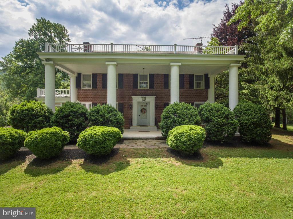 Wow!!! Gorgeous Georgian Colonial - 6964 BROWNTOWN RD, FRONT ROYAL