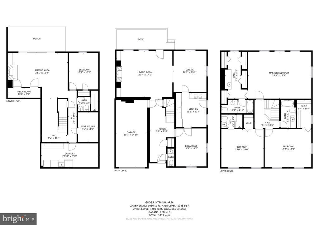 Floor plan - 4206 48TH PL NW, WASHINGTON