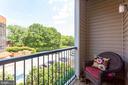 Outdoor Balcony Space - 2055 26TH ST S #5-201, ARLINGTON