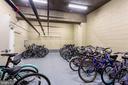 Designated FREE Covered Bike Parking - 2055 26TH ST S #5-201, ARLINGTON