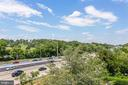 View from Helicopter Pad above Parking Garage - 2055 26TH ST S #5-201, ARLINGTON