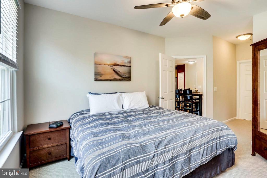 Large Master Bedroom Suite - 2055 26TH ST S #5-201, ARLINGTON