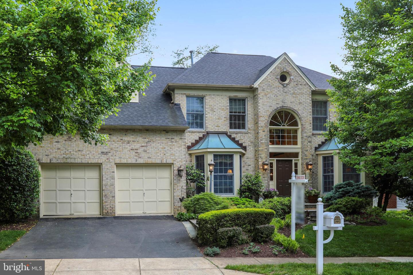 Single Family for Sale at 11 Climbing Rose Ct Rockville, Maryland 20850 United States