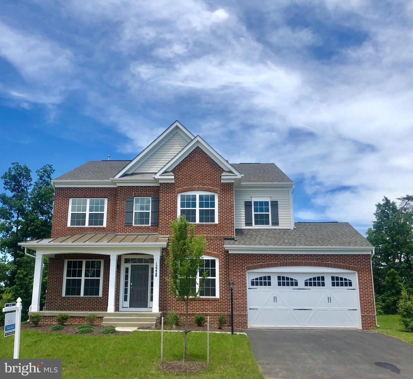 Single Family for Sale at 12228 Sedge St Bristow, Virginia 20136 United States