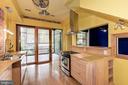 Bright Open Kitchen - 2506 CLIFFBOURNE PL NW, WASHINGTON