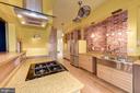 Sleek Stainless Steel Appliances - 2506 CLIFFBOURNE PL NW, WASHINGTON