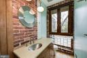 2nd Floor Full Bath - 2506 CLIFFBOURNE PL NW, WASHINGTON