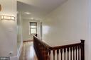 Third Floor Hall - 2506 CLIFFBOURNE PL NW, WASHINGTON