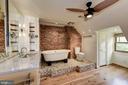 Stunning Master Bath Reno - 2506 CLIFFBOURNE PL NW, WASHINGTON