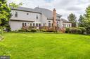 Back Yard - 43255 TISBURY CT, CHANTILLY