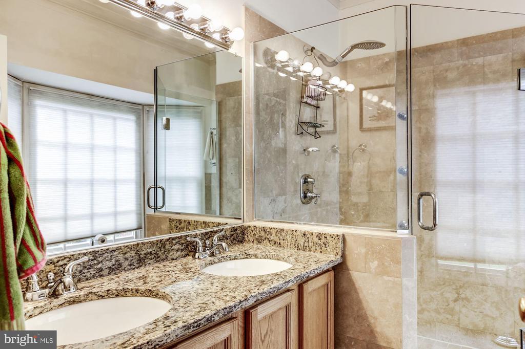 Master In law  Full bathroom - 43255 TISBURY CT, CHANTILLY