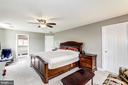 Master Bedroom - 43255 TISBURY CT, CHANTILLY