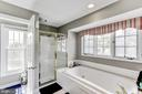 Master full Bathroom - 43255 TISBURY CT, CHANTILLY