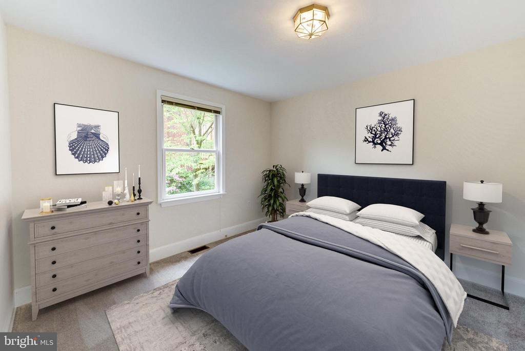 This photo has been virtually staged. - 2120 OBSERVATORY PL NW, WASHINGTON