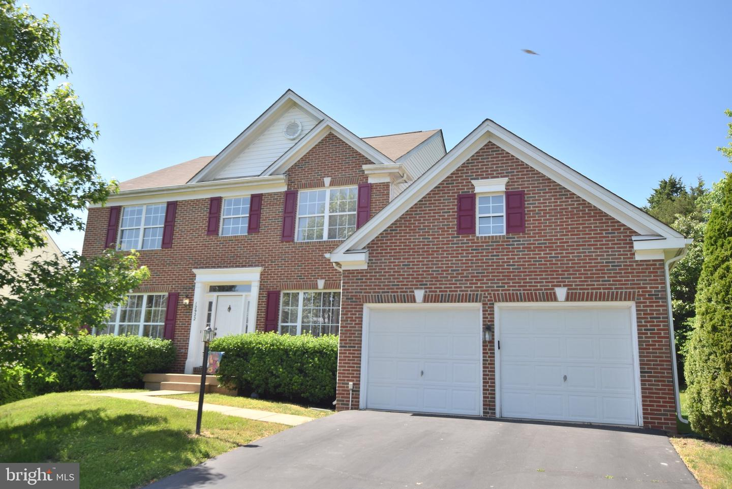Single Family for Sale at 12922 Brigstock Ct Bristow, Virginia 20136 United States