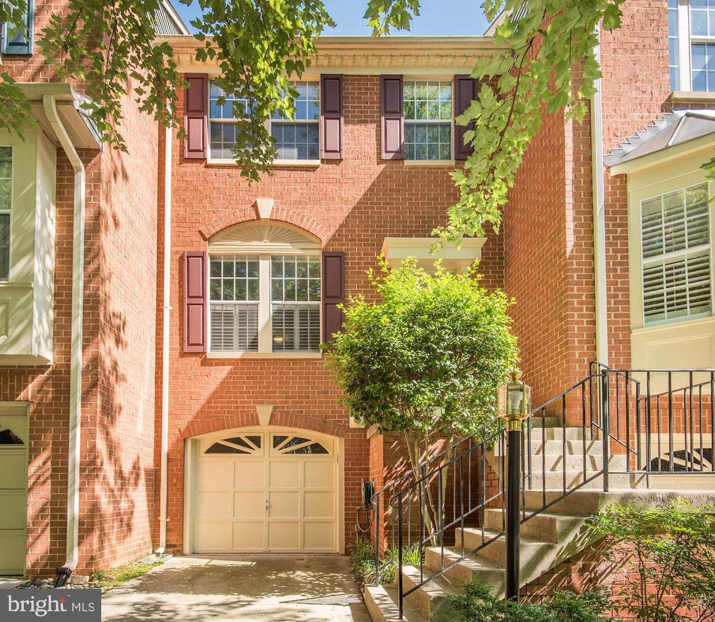 Single Family for Sale at 1406 Park Garden Ln Reston, Virginia 20194 United States
