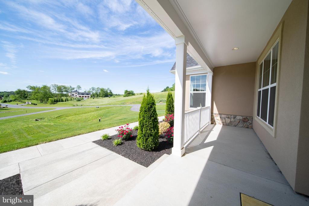 Views from your Front porch - 208 SAINT ANDREWS CT, WINCHESTER