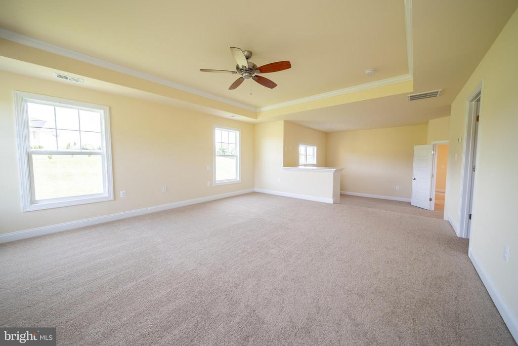 Spacious Owners Suite - 208 SAINT ANDREWS CT, WINCHESTER