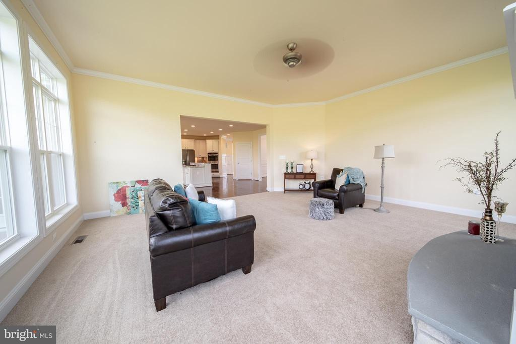 Large Family Room - 208 SAINT ANDREWS CT, WINCHESTER