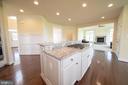 Upgraded Cabinets - soft close - 208 SAINT ANDREWS CT, WINCHESTER