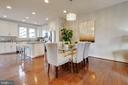 Home is LEED certified - 8319 LOOKING GLASS WAY, FAIRFAX