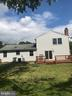 Bach of house - 6906 BETHNAL CT, SPRINGFIELD