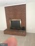 Fire Place in Family Room - 6906 BETHNAL CT, SPRINGFIELD