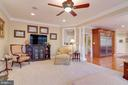 Family room - 1641 WHITE PINE DR, VIENNA